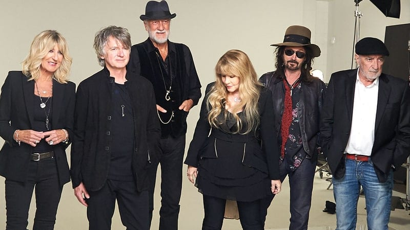 Fleetwood Mac Joins The 2018 iHeartRadio Music Festival Lineup