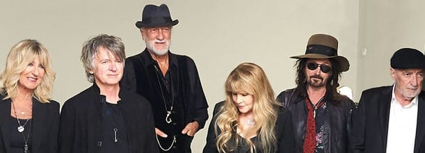 Fleetwood Mac Replace Rolling Stones at Jazz Fest; Refunds Detailed