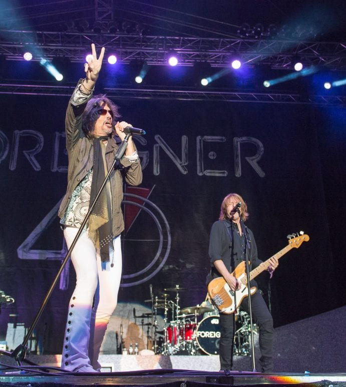 Customer Complaint Says Ticketmaster Misled Foreigner Fans