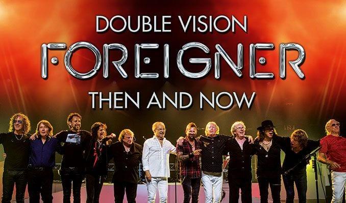 Foreigner Reunites Original Lineup For Double Vision