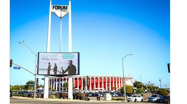 Parking Snafu, Traffic Cause Many U2 Fans to Miss LA Forum Show Entirely