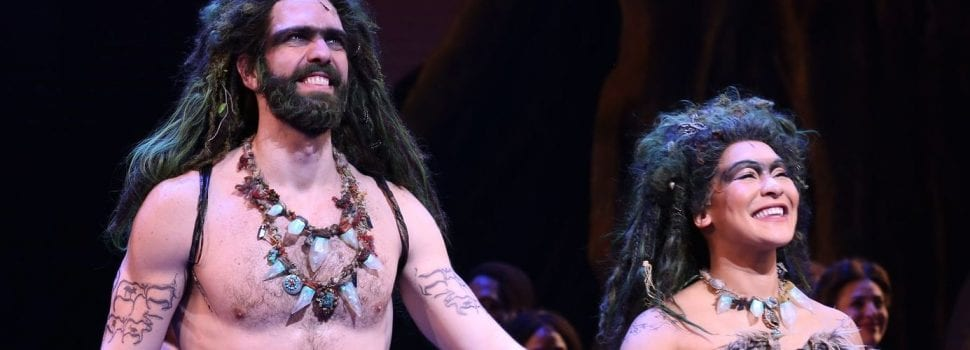 'Frozen The Musical' Actor Tore 'Trump 2020' Flag From Audience Member