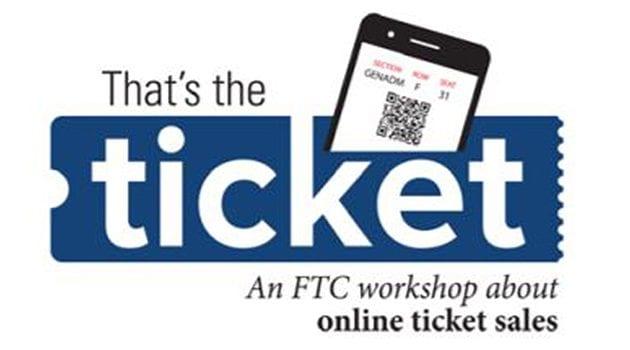 Live Updates: FTC Online Event Tickets Workshop