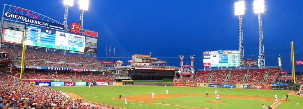 Cincinnati Reds, Live Nation Team Up For 'Major Concert Announcement'