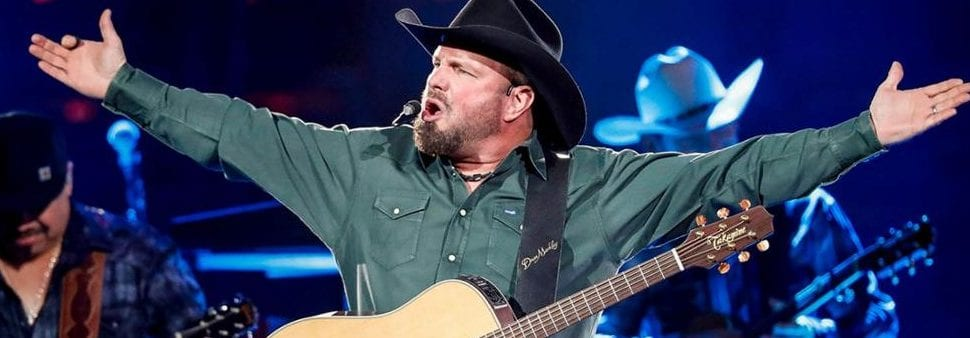 Garth Brooks Reveals CBS Special, 2019 Arena Tour