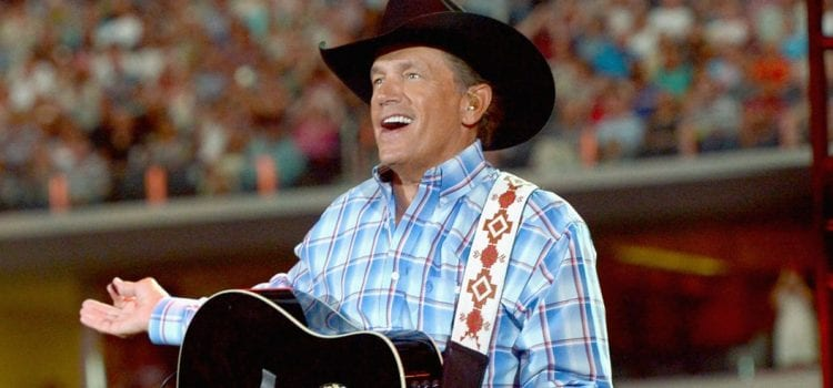 George Strait Breaks Another NRG Stadium Attendance Record at RodeoHouston