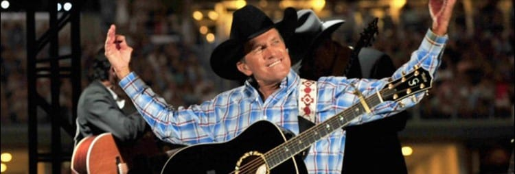 George Strait Show Remains Hot In Market Top 20