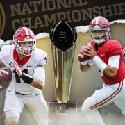 Georgia-Alabama College Football Playoff Prices Start Near $2,000