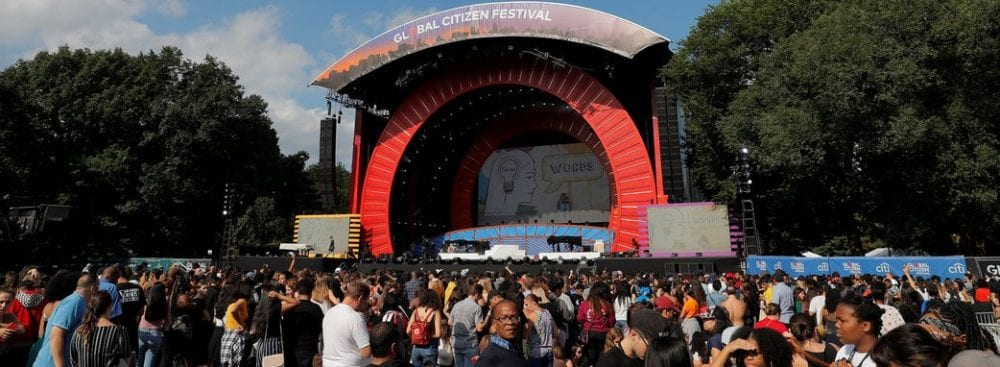 NY Global Citizen Festival Ends In Panic, Police Refute Reports Of Shooting