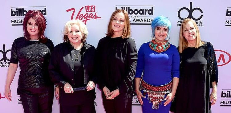 """The Go-Go's Musical """"Head Over Heels"""" to Play Broadway in 2018"""