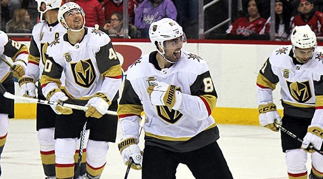 NATB Accuses Vegas Golden Knights of Backdoor Secondary Sales