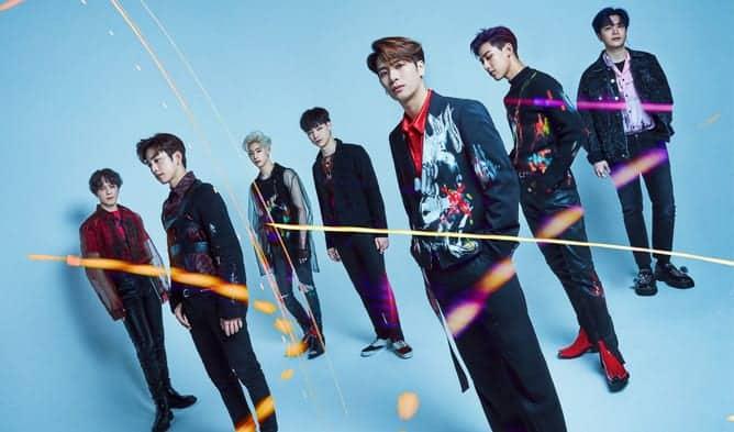 GOT7 Reveals Second New Album of 2019, World Tour