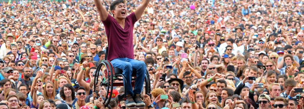 Ticketing Without Barriers Makes Ticket Buying Inclusive For Disabled Fans