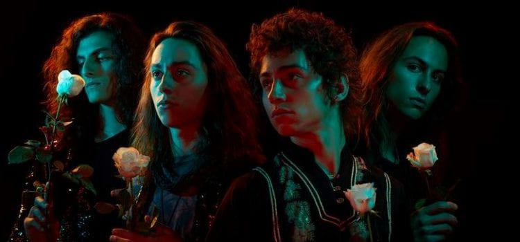 Greta Van Fleet Reveal Extension of North American Tour