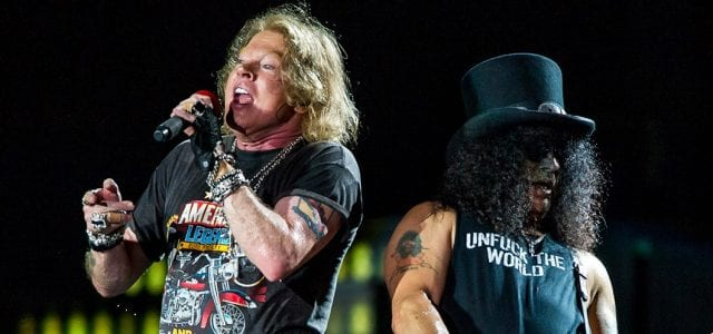 guns n 39 roses announce first show of 2019 music on the way. Black Bedroom Furniture Sets. Home Design Ideas