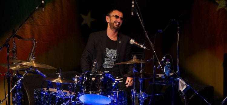 Sir Ringo Starr Adds U.S. Dates To Tour With His All Starr Band