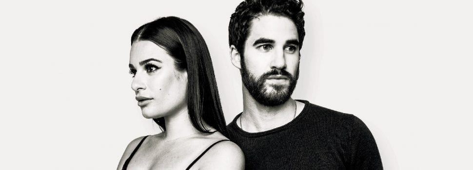Former 'Glee' Stars Darren Criss, Lea Michele Reveal Joint Tour Dates