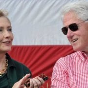 Bill and Hillary Clinton Announce Arena Tour Through 2019