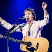 Paul McCartney's 'Freshen Up' Tour Remains Hot In Market Top 20
