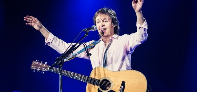 Paul mccartney 39 freshen up 39 tour dominates tuesday best - Paul mccartney madison square garden tickets ...