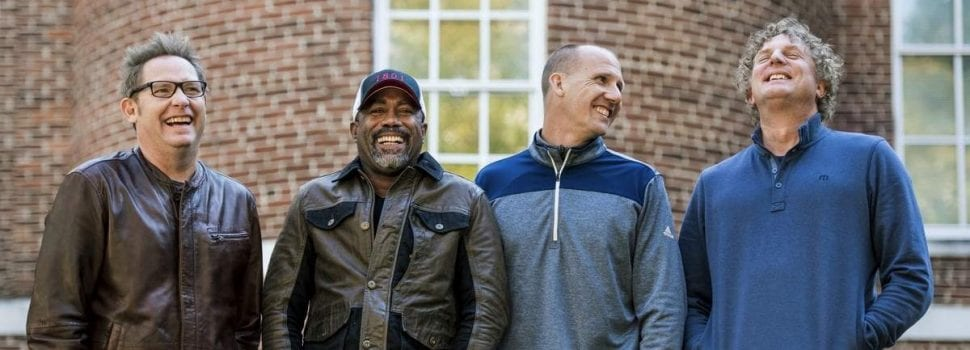 Hootie & the Blowfish Reunite For Tour, Announce New Music