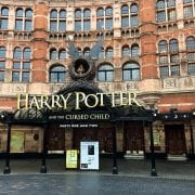 Technical Difficulty for Harry Potter and the Cursed Child Sale on Ticketmaster