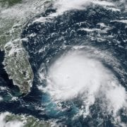Hurricane Dorian Cancels Pitbull, Chris Brown Concerts