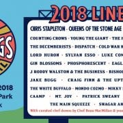Inaugural Innings Festival Lineup Announced