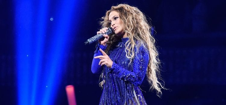 J.Lo Reveals North American 'It's My Party: The Live Celebration' Tour