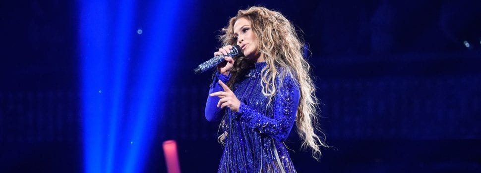 Jennifer Lopez Reschedules Show Following NYC Blackout