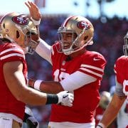 Kansas City Chiefs, San Francisco 49ers Remain Hot In Market Top 20