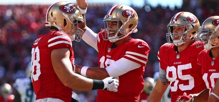 Kansas City Chiefs, San Francisco 49ers Remain Hot In Market Top 20