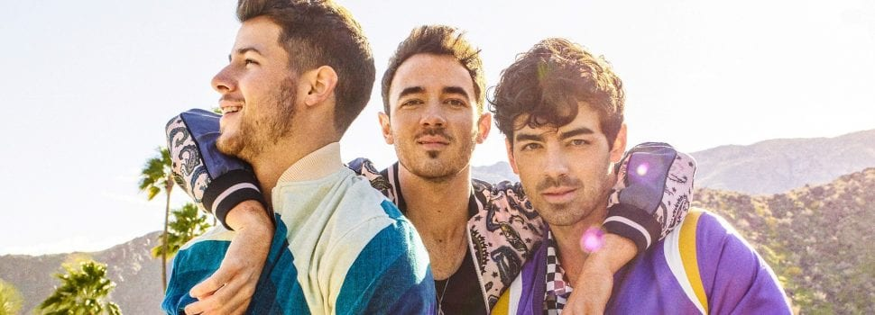 Jonas Brothers 'Happiness Begins' Tour Dominates Tuesday Top Sellers