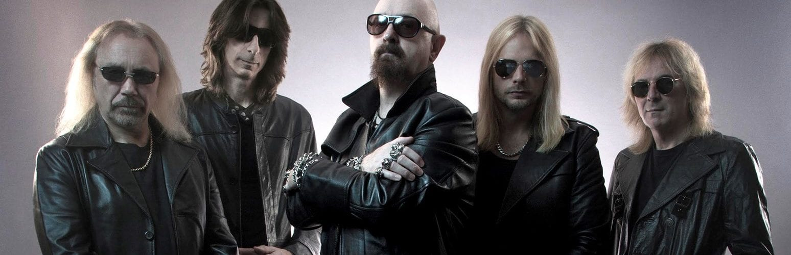 Judas Priest Reveal North American Tour In Support of 'Firepower'