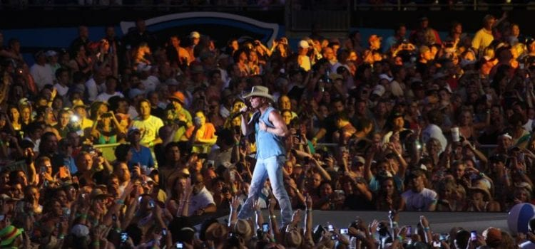 Market Heat Report: Next Summer's Country Music Concerts Heat Up