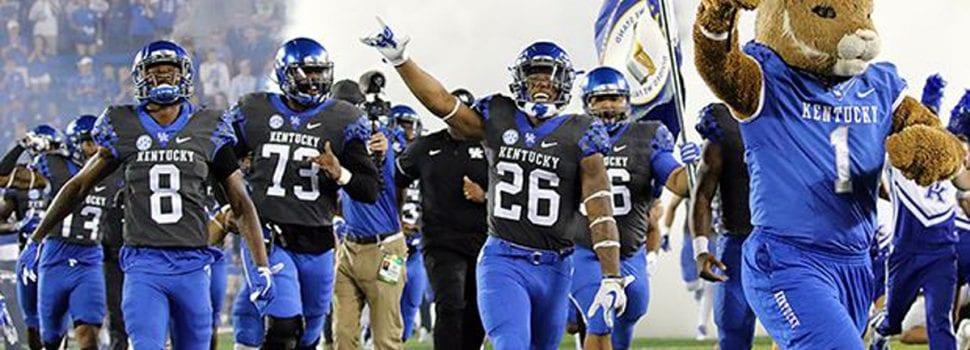 University Of Kentucky Athletics October An Exciting: Kentucky Wildcats Football Headlines Tuesday Tickets On Sale