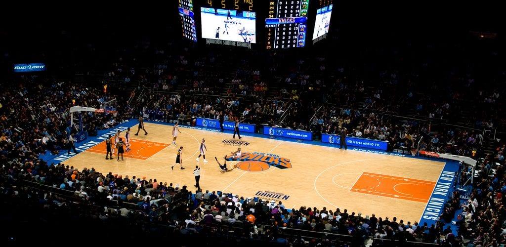 New York Knicks Notch Several Spots on Wednesday Onsales