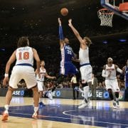 Market Heat Report: Knicks vs. 76ers on Christmas Day at No. 1