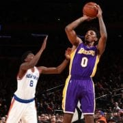 Market Heat Report: Tonight's Knicks vs. Lakers Makes Top 5