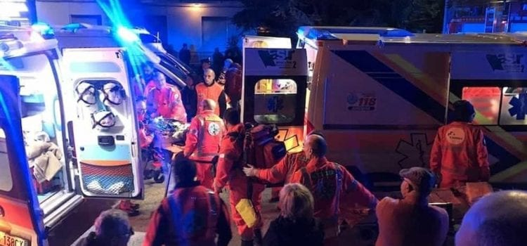 Concert Stampede In Italy Leaves 6 Dead, More Than 50 Injured