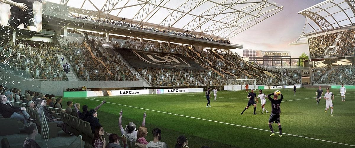 LAFC Introduces SeatGeek as Club's Official Ticket Partner