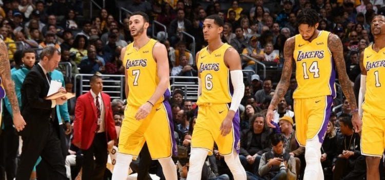 Lakers, Grizzlies Top Tuesday's Best-Selling Events