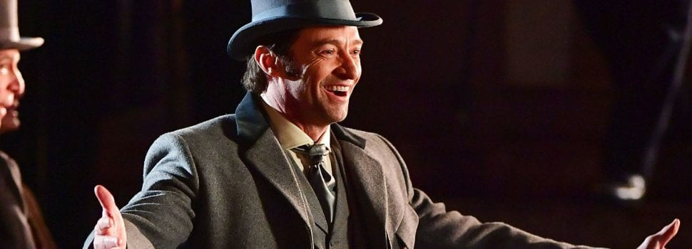 Hugh Jackman Announces Musical World Tour In Support of 'The Greatest Showman'