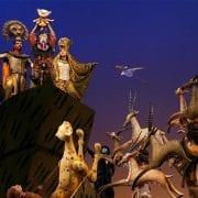 Report: Lion King Musical has Made More for Disney than Star Wars