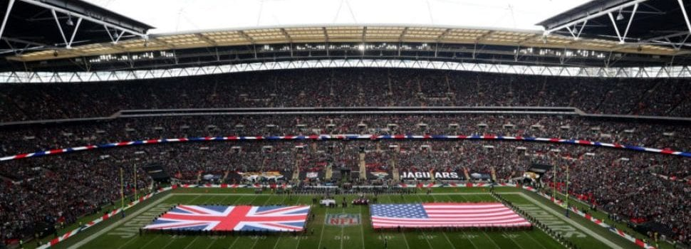 International NFL Games Are Hot-Sellers As League Expands Fanbase
