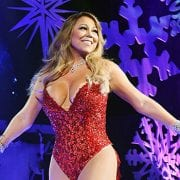 Mariah Carey Announces Brief Christmas-Themed Residency