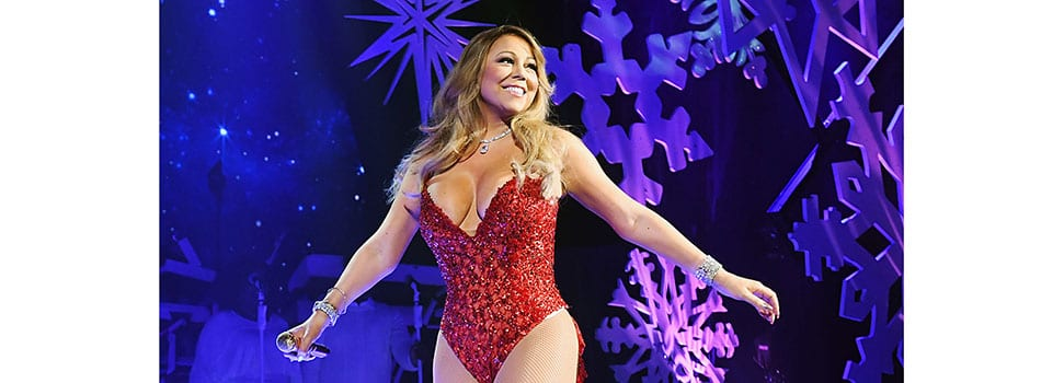 Mariah Carey Announces Brief Christmas-Themed Residency