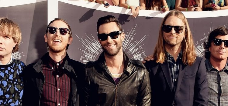 Maroon 5 Will Officially Perform At Super Bowl LIII Halftime Show