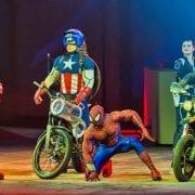 Marvel Universe Live, Disney On Ice Headline Tuesday Ticket Onsales