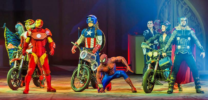 Marvel Universe Live! Headlines Tuesday Tickets On Sale
